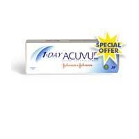 Price search results for 1 Day Acuvue 30 pack Contact Lenses