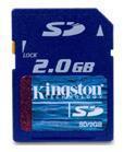 China Kingston SD Memory Card on sale