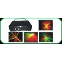 AL-RGY300+ Three color cartoon laser light(RGY)