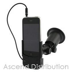 China Windshield Mount Holder w/ Charger for Apple iPhone 3G on sale
