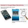 China Quad Band Dual SIM 4.3 Inch Android 2.2 Smart Phone with WIFI GPS Compass for sale
