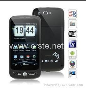 China Flying FG8 AGPS Phone 3.5 capacitive screen with android 2.2 supplier