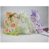 China Printed Organza Bag A010 for sale
