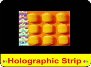 China Holographic Hot-stamping foil. on sale