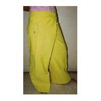 Thai Fisherman Yoga Massage Pants Yellow