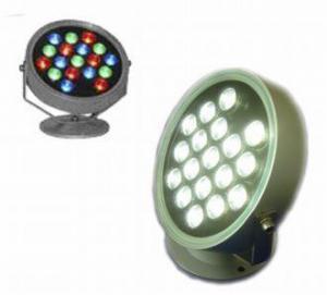 China LED Wall Washers/Floodlights 18W Round Floodlight Wall Washers on sale