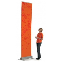 Banner Stands Brio Giant Graphic Retractable