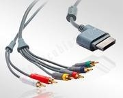 China Xbox 360 Component Video Cable on sale