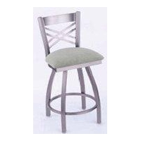 Kitchen and Dining (HB820-C) Catalina Swivel Cushion Stool