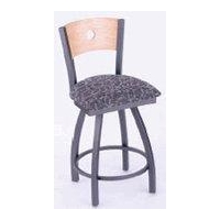Kitchen and Dining (HB830B-C) Voltaire Swivel Cushion Stool