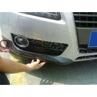 AUDI A5 2D 4D carbon fiber front bumper arpon splitter spoiler