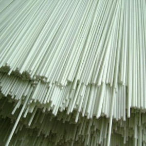 China 1mm-10mm Diameter Fiberglass rods for banner pole and roman curtain on sale