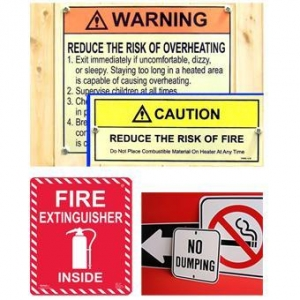China Safety Signs & Labels Company Profile PVC,Iron plate and Steel plate Safety Signs & Labels on sale