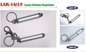 China LAK14/15- Laser Light Keychain on sale