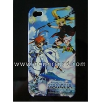 Magical Girl Lyrical Nanoha Design PC Case for 4G