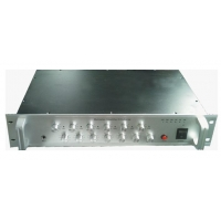 China 6 partition constant pressure independent control of volume Amplifier on sale