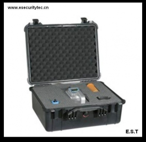 China The EST-3000 Hand-held Explosives Detector on sale
