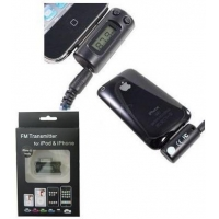 FM Transmitter for iPhone & iPod