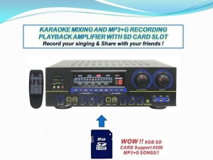 China All-in-one karaoke System on sale