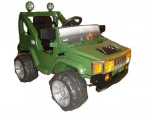 China Ride-On Battery Operated Small Hummer Sytle Jeep on sale