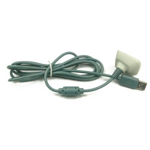 China Accessories for Game charger cable for xbox360 wireless controller on sale