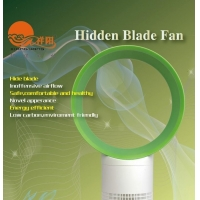China Electric Bladeless Fan on sale