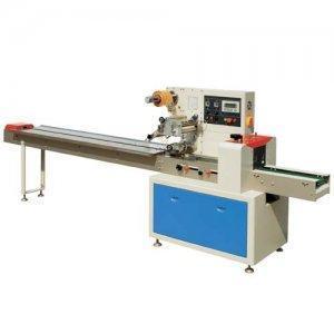 China DCWB-250 Automatic Horizontal Pillow Wrapping Machine on sale