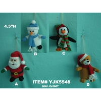 China CHRISTMAS ORNAMENTS on sale