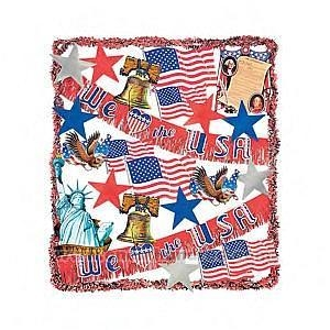 China Complete line of patriotic decorations arm bands, beads and hats. on sale