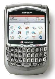 China Blackberry 8707v Refurbished Mobile Phone Wholesale Dropshipping on sale