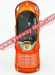 China Frount F599 Dual sim card dual standby Slide Car phone,bluetooth,MP3/MP4 on sale