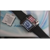 China AK10+ Quad Band Dual Sim Camera Bluetooth 1.33 inch Touch Screen gsm watch copy for sale