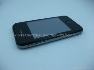 China China iphone 5 Dual sim java GSM unlocked 3.2 inch touch screen cell phones on sale