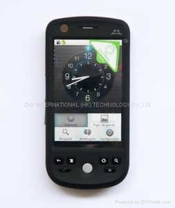 China H6 Trackball Android 2.2 Copy HTC G2 GPS WiFi cell phone Dual SIM GSM phone on sale