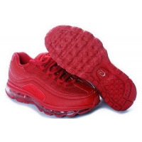 China Kids Nike Air Max 24 7 All Red on sale