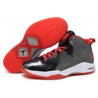 Jordan Fly Wade High Tops Black Red White