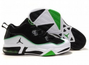 China Jordan PTPER White Black Green on sale