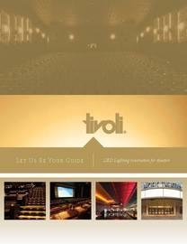 China Tivoli provides complete resource guide for Venue and Auditorium Lighting. on sale