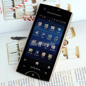 China Brand New Copy Sony Xperia ray ST18i mobile phone on sale