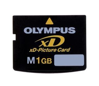 China OLYMPUS XD Card