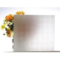 China Acid etched pattern glass (HHA010) on sale