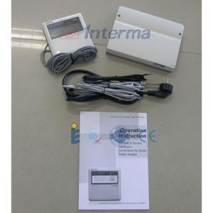 China Solar Water Heater Part Solar Water Heater Controller on sale