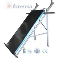China Solar Collector Solar evacuated tube collector on sale