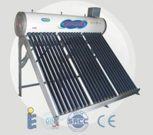 China Solar Water Heater Non-pressurized Thermosiphon Solar Water Heater on sale