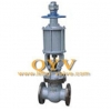 China Pneumatic gate valve for sale
