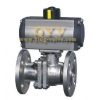 China pneumatic ball valve for sale