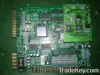 China VGA Arcade Game Jamma Board PCB on sale
