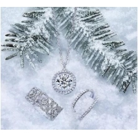 China Snow like pure platinum diamond party at lv bag stores on sale