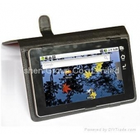 China X5A 7 tablet pc Android 2.1 1080p ipad style epad with wifi and touch at two on sale
