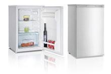 China Single Door Fridge R-80L supplier